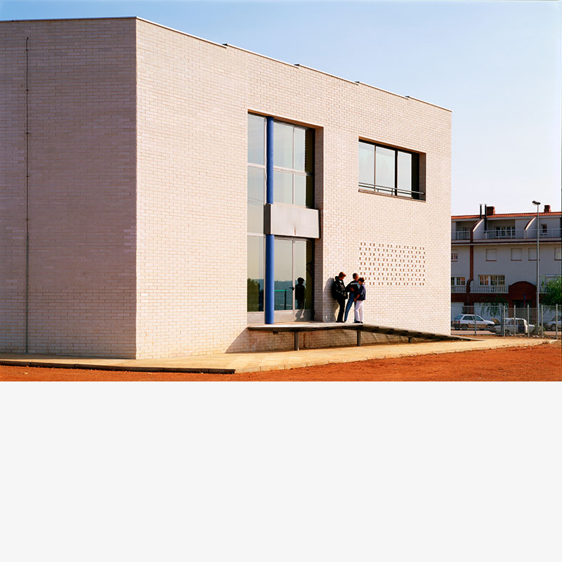 IES Castellar del Vallès (Barcelona). Arquitectas Anna Soler y Silvia Farriol