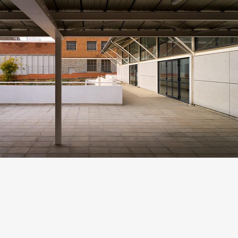 CEIP Agustí Bartra Terrassa, Barcelona, arquitectura por Silvia Farriol y Anna Soler