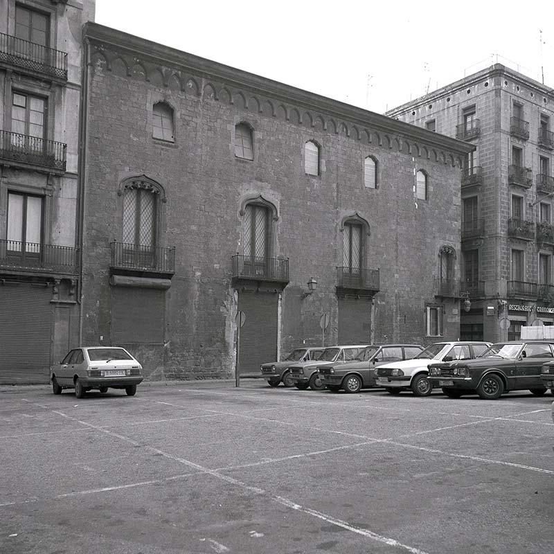 Palacio centelles Barcelona, rehabilitación de Silvia farriol y anna soler