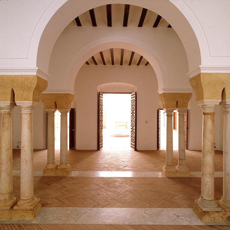 PALACIO DEL GENERAL FREIRE Carmona (Sevilla) por Silvia Farriol y Anna Soler.