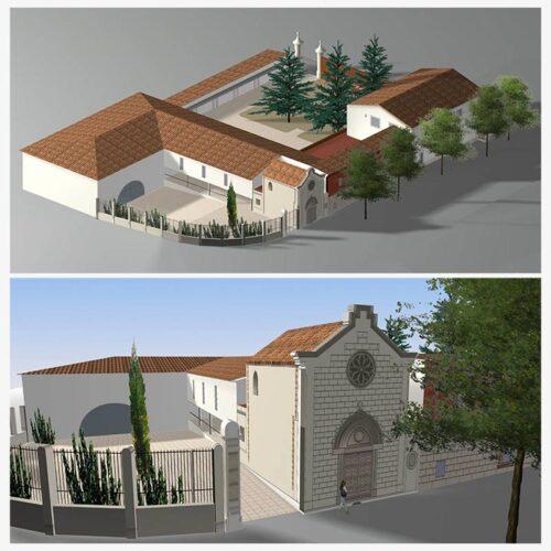 rehabilitación Can Camp ametlla vallès, arquitectura silvia farriol y anna soler