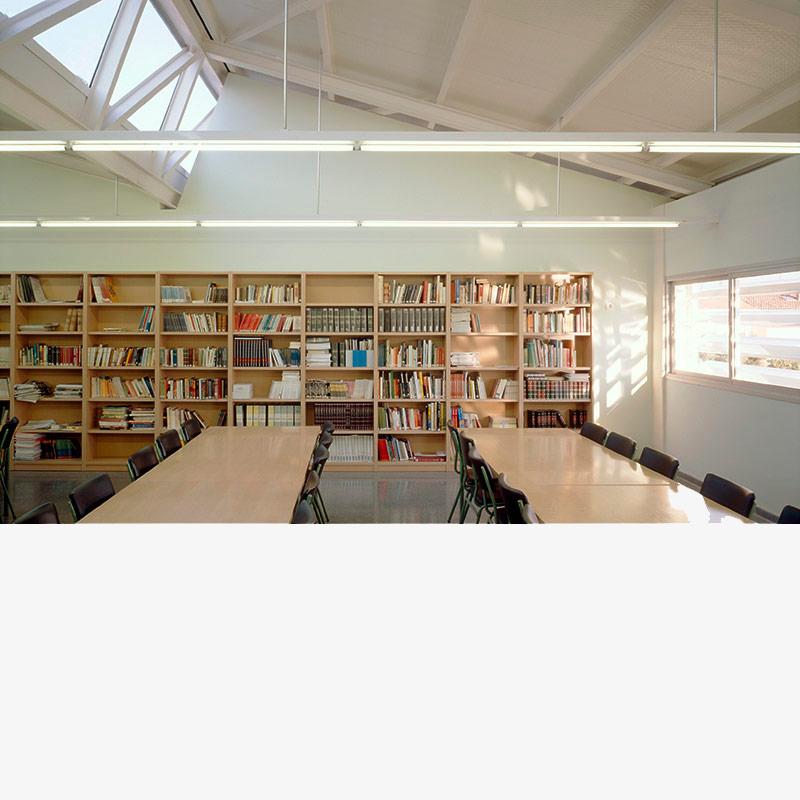 IES MONTMELO arquitectura realizada por Soler y farriol