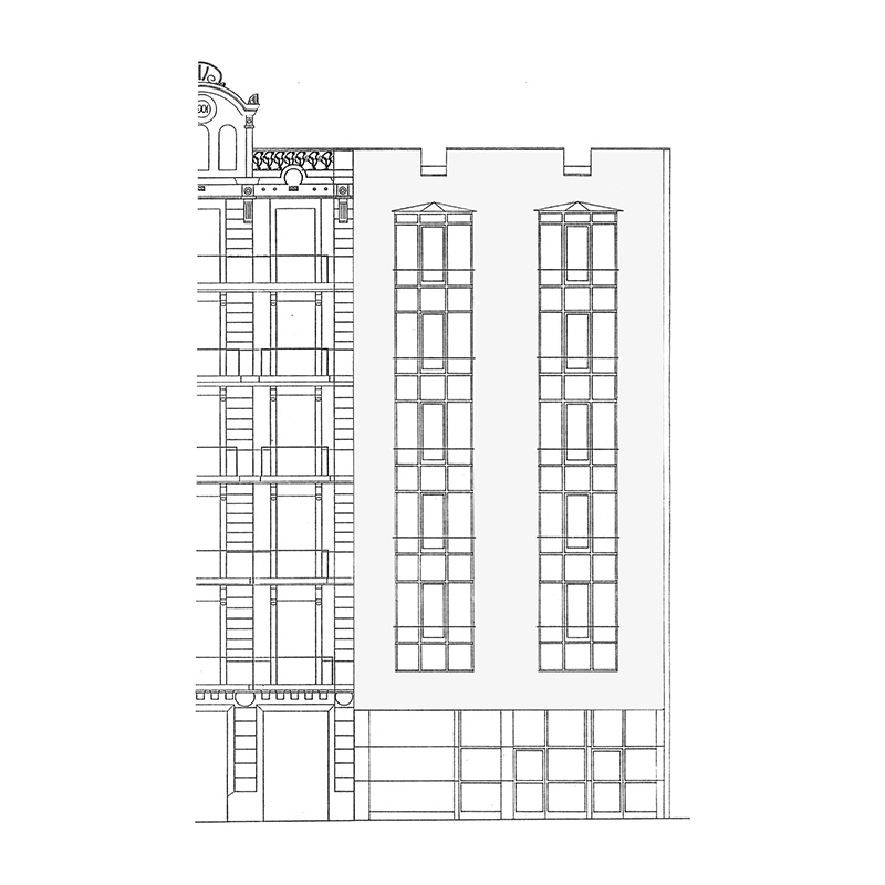 viviendas arquitectura compte borrell