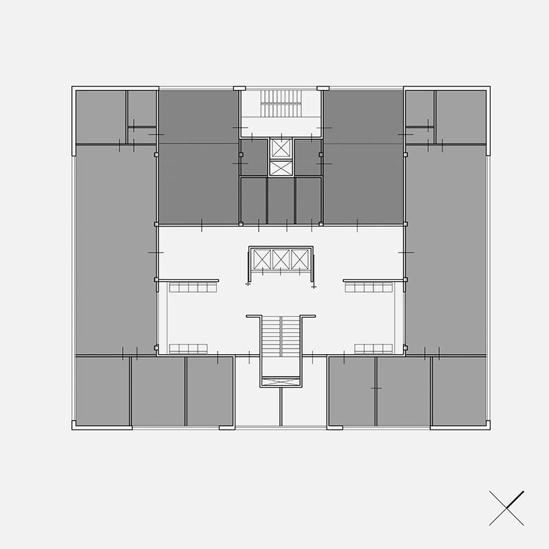 edificio judicial cornellà, arquitectura silvia farriol y anna soler