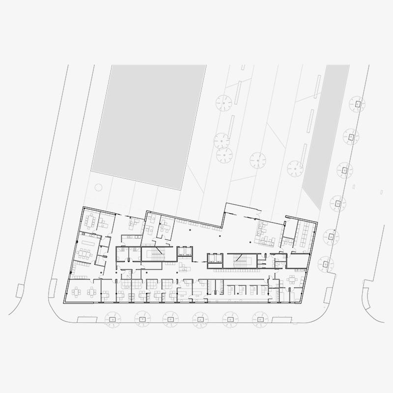 Centro de Atención Primaria en el barrio de La Mina