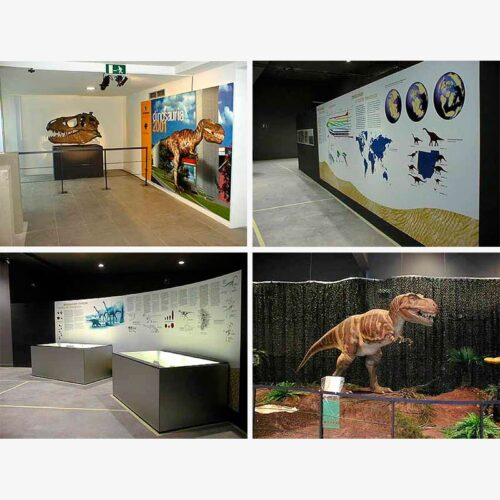 DINOSAURIA. MUSEO DE LA CIENCIA, SAN SEBASTIÁN 2000