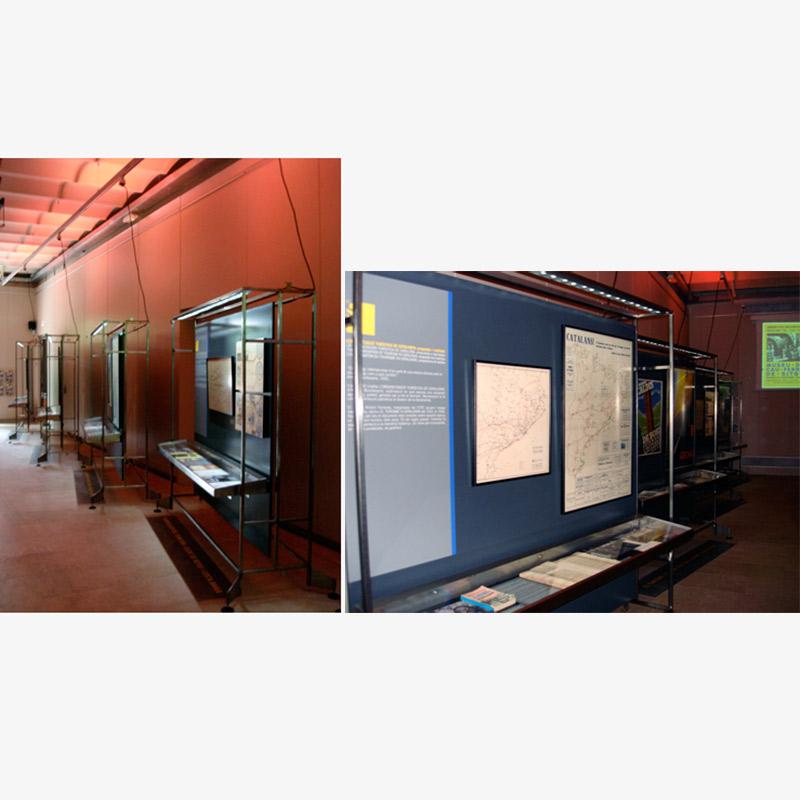PASSAT I PRESENT. 75 ANYS DE L'OFICINA DE TURISME DE CATALUNYA. COTXERES PALAU ROBERT. BARCELONA 2008