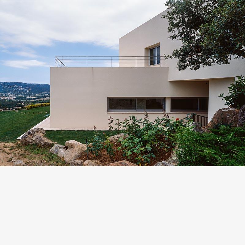 Casa Berbers, urbanización golf costa brava